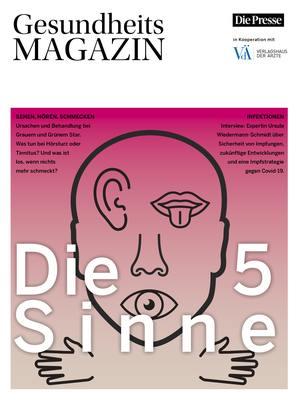 Titelseite Gesundheits Magazin