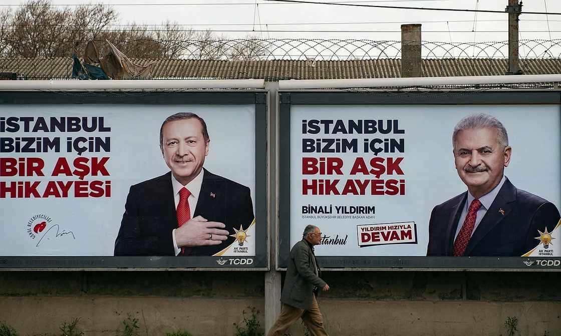 Liebe kann man nicht erzwingen. Auch Erdogan nicht