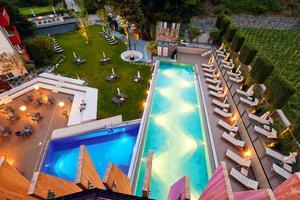 Das Spa des Lindenhof Lifestyle DolceVita Resort konnte überzeugen.