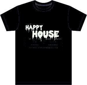 T-shirt Entwurf aus Kooperation mit Samstag Shop und Wiener Unart Siebdruckerei
