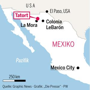 Mormonen Mexiko