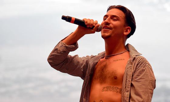 Yung Hurn: Wiener Rapper mit Konzert im Gasometer