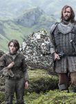 """Auch Arya und The Hound würden gerne wissen, wie es mit """"Game of Thrones"""" nach Staffel acht weitergeht"""