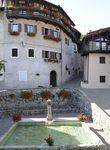 Das winzige Bergdorf Rango ist eine Vorzeigeschönheit nicht nur in Giudicarie, sondern im ganzen Trentino.