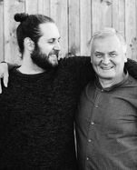 David und Alois Gölles: Jeder brennt für etwas anderes.