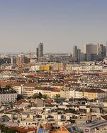 Höher, weiter, dichter: Wien ist seit 2010 in jeder Hinsicht gewachsen.