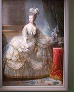 Königin Marie-Antoinette ließ sich von der Malerin ?lisabeth Vigée-Lebrun gern genehm in Szene setzen.