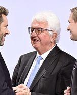 Der neue Gouverneur, Robert Holzmann, hat sich gleich zu Beginn seiner Amtszeit einige Schnitzer geleistet.