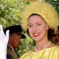 (FILE PHOTO) Princess Margaret