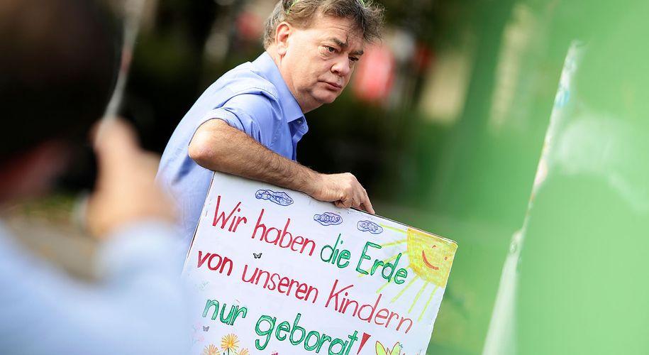 Grünen-Chef Werner Kogler