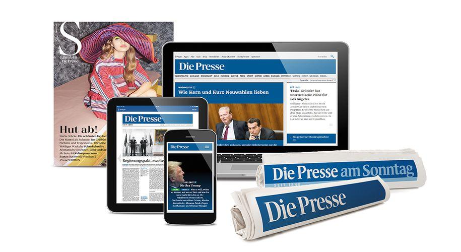 """Presse"" Packshot"