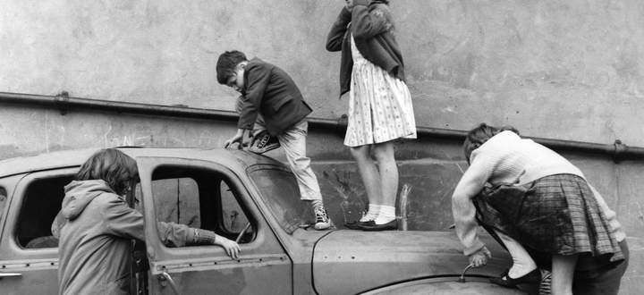 """Der """"Babyboom"""" begann in Österreich im Jahr 1956."""