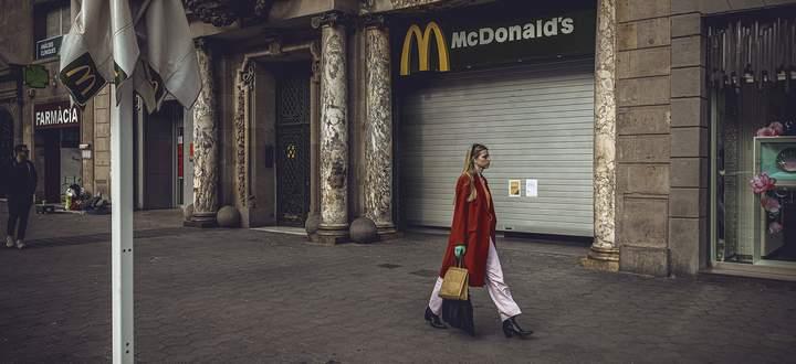 Alles hat zu, auch in Barcelona. Liegt in der Ausnahmesituation die Chance, das gute Leben neu zu lernen?