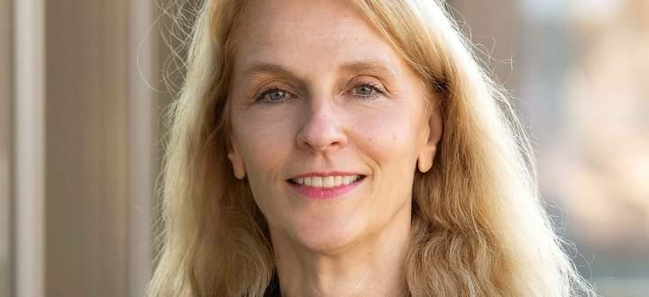 Proklamiert. Bettina Hering möchte Diskussionen über wichtige Schriften anfachen.