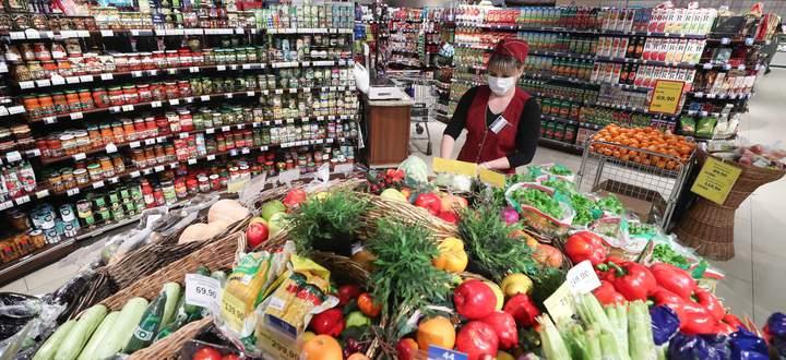 Das Exportverbot, unter anderem für Lebensmittel, ist eine mögliche Strafmaßnahme.