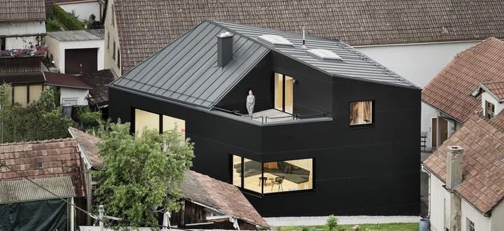 Den dritten Preis machte dieses Haus in Baden-Württemberg.