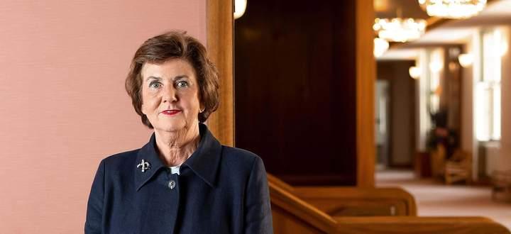 Ausblick. Festspielpräsidentin Helga Rabl-Stadler ist überzeugt, dass dieser Festspielsommer ein ganz außergewöhnlicher wird.