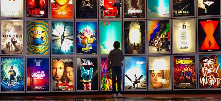 Das Kinoprogramm für diesen Frühling und Sommer sah recht voll aus. Einige der bereits beworbenen Filme werden nach Corona nicht mehr ins Kino kommen.