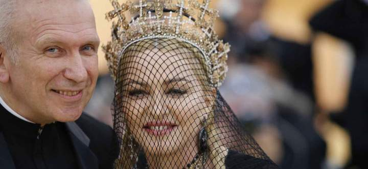 The Met Gala 2018 �Heavenly Bodies: Fashion and the Catholic Imagination�