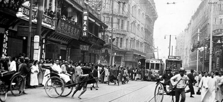 Die 1920er-Jahre markierten in China eine Wende: Politik kam in der Mitte der Gesellschaft an. In Shanghai formierte sich die KP.