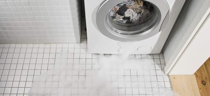 Selbst bei einer Waschmaschine zahlt sich eine größere Reparatur derzeit nur in den seltensten Fällen aus.