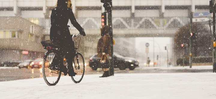 Alltagsradler wollen die Frischluft genießen. Selbstsichere Radler fahren bei jedem Wetter.