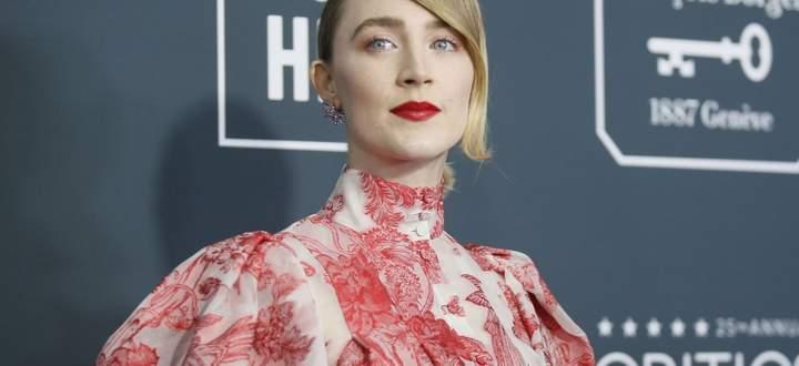 25th Critics Choice Awards – Arrivals – Santa Monica, California, U.S., January 12, 2020 - Saoirse Ronan