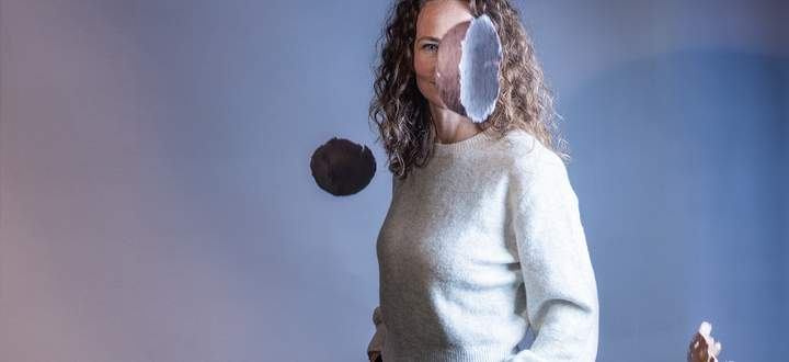 Designerin Barbara Gollackner