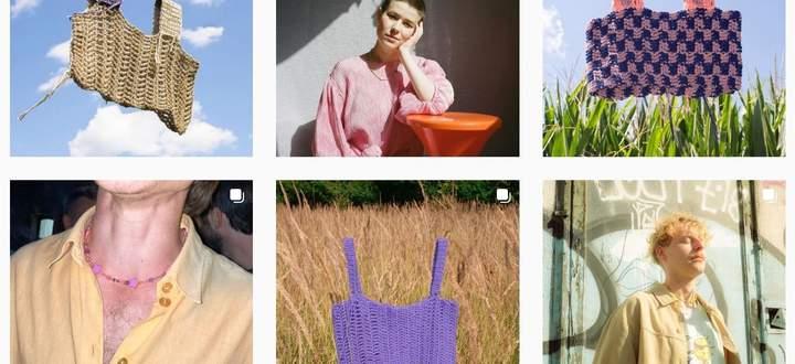 Instagram-Account des Kollektivs kleines studio