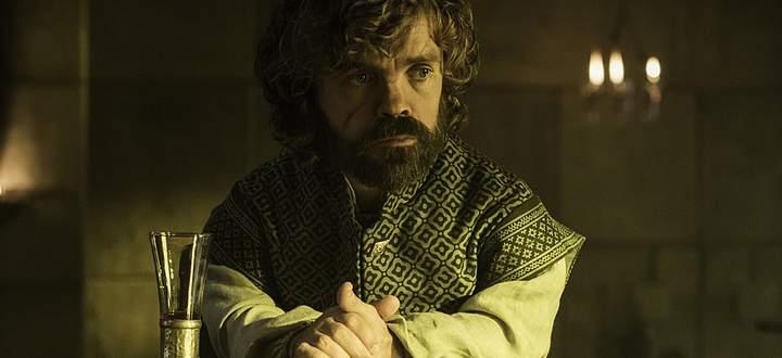 Einigermaßen gelangweilt: Tyrion in Meereen
