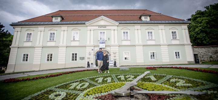 Birgit Kassl und Armin Biedermann haben ihre geplante Hochzeit nun auf Herbst verschoben – und können sich jetzt wieder darauf freuen.