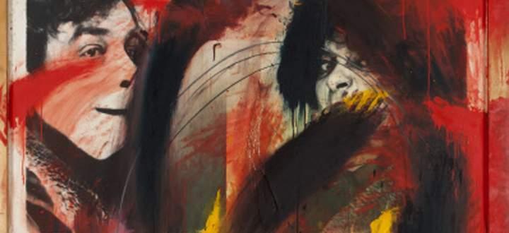 """""""4 Affen"""", 1969–1971 (Ausschnitt)."""