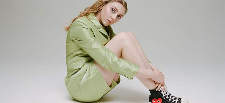 Vorbild. Das ehemalige Model Lou Northcote ist eine der wichtigsten Fürsprecherinnen des Trends.