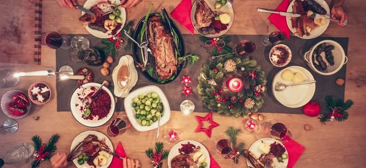 Ist Essen zu eintönig, haben wir oft schnell genug davon. Das ist zu Weihnachten meist nicht der Fall.