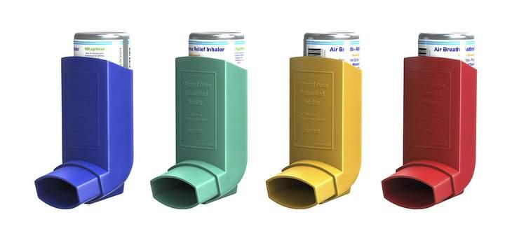 Der Wirkstoff Budesonid kommt seit Jahrzehnten bei Asthma- und COPD-Patienten zum Einsatz (Symbolbild).