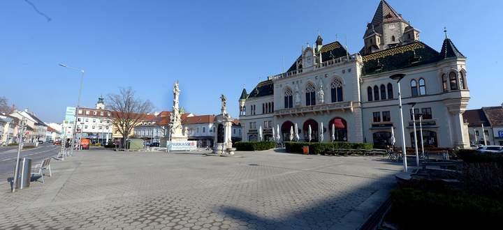 Im Bezirk Korneuburg gibt es 103 Fälle (Stand Sonntag, 15 Uhr). Bürgermeister Christian Gepp war selbst infiziert.