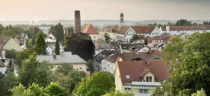 Im bayerischen Bad Wörishofen wirkte und werkte Sebastian Kneipp bis zu seinem Tod.