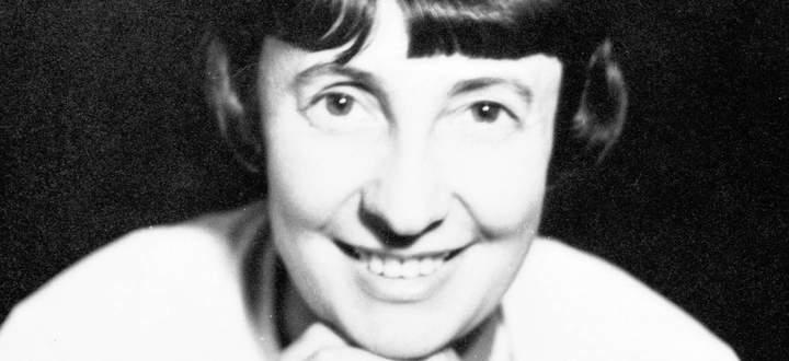 Margarete Schütte-Lihotzky in den Dreißigerjahren.