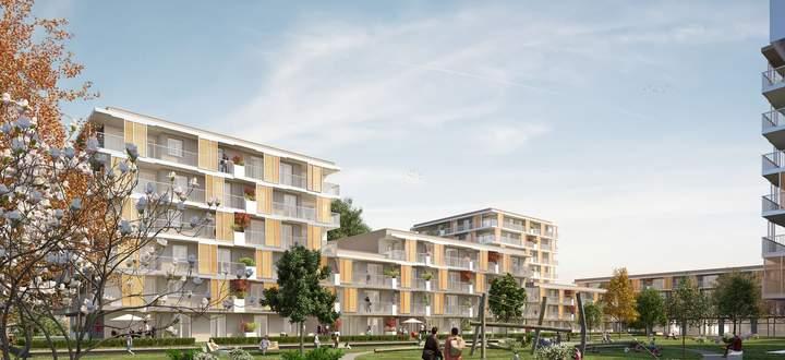 Das 54 Hektar große ehemalige Brauerei-Areal in Reininghaus soll rund 10.000 Menschen Platz zum Wohnen und Arbeiten bieten.