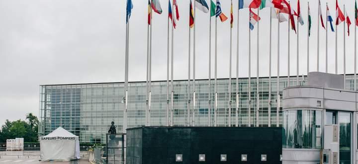 EU Parlament.