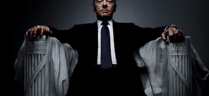 """Mit der finsteren Polit-Serie """"House of Cards"""" begann der Boom: 2013 wurde sie erstmals bei Netflix ausgestrahlt."""