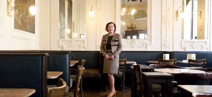 Das Café Ritter Ottakring hat Martina Postl erst im Dezember 2016 eröffnet. Der ganze Bezirk hat Gutscheine gekauft, damit es Corona überlebt.
