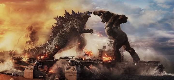 """""""Godzilla vs. Kong"""": Das Spektakel schlägt zurück"""