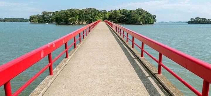Fukuura Island, Matsushima, Japan
