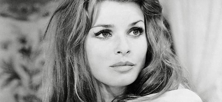 """Von der scheuen """"Sophia Loren aus dem Gemeindebau"""" zur Hollywood-Diva: Senta Berger."""