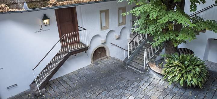 Einst eines von Beethovens Wohndomizilen, heute Museum: Probusgasse 6.