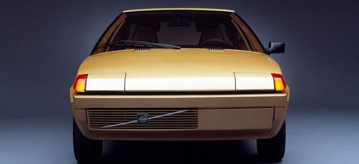 Kein typischer Volvo: Bertones Tundra-Konzept von 1979 war den Schweden zu gewagt. Der Entwurf machte später als Citroën BX Karriere.