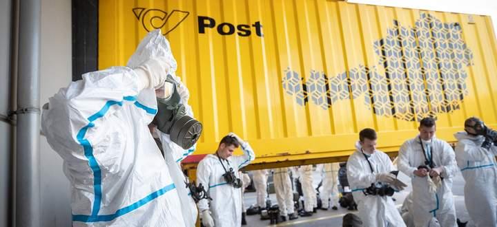 Coronainfektionen bei der Post lösen einen Konflikt zwischen dem Bund und Wien aus.