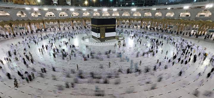 TOPSHOT-SAUDI-HEALTH-VIRUS-RELIGION-ISLAM-HAJJ
