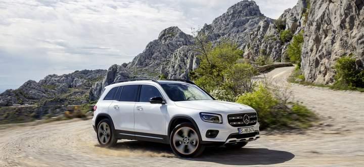 Liebeserklärung an das SUV: Mercedes GLB, ein neuer Vertreter der Gattung.